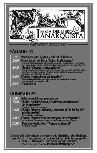 Cartel feria Cartagena