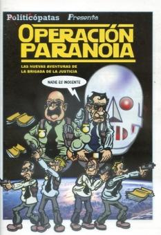 Operacion Paranoia