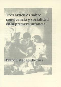 Tres artículos Prado Esteban
